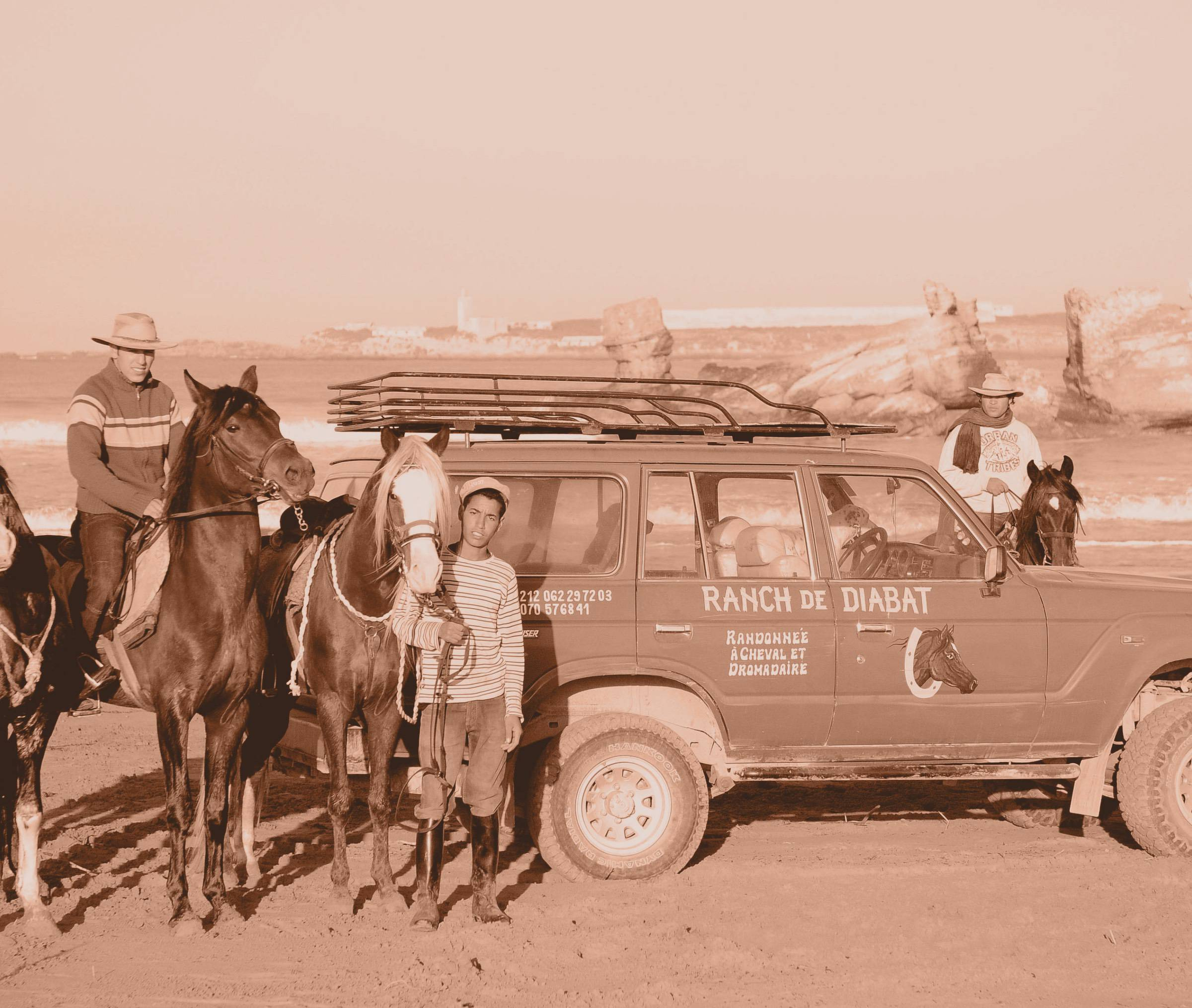 About the Ranch of Diabat