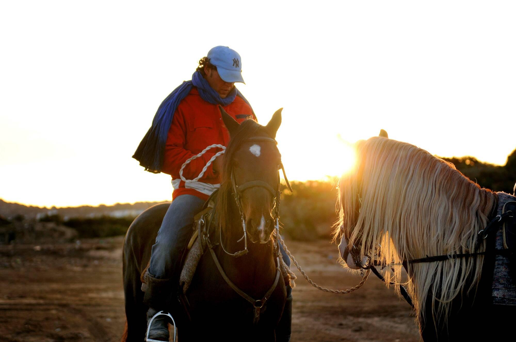 Week-end à cheval