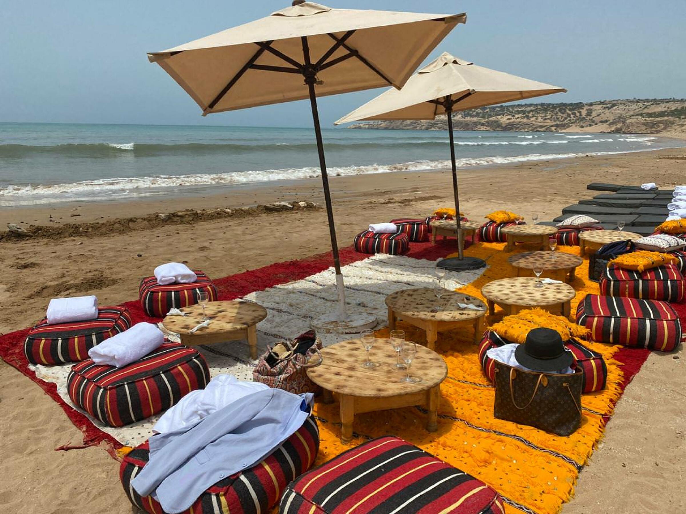 Le rituel du thé à la menthe au Maroc