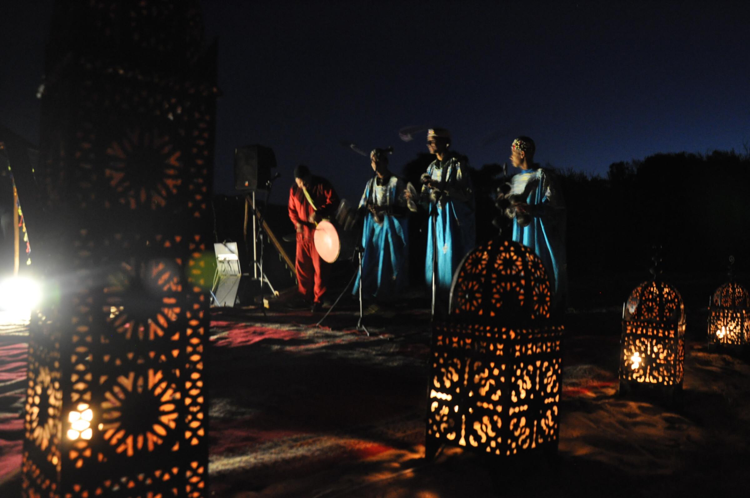 Musik in Marokko: Geschichte und Ursprünge