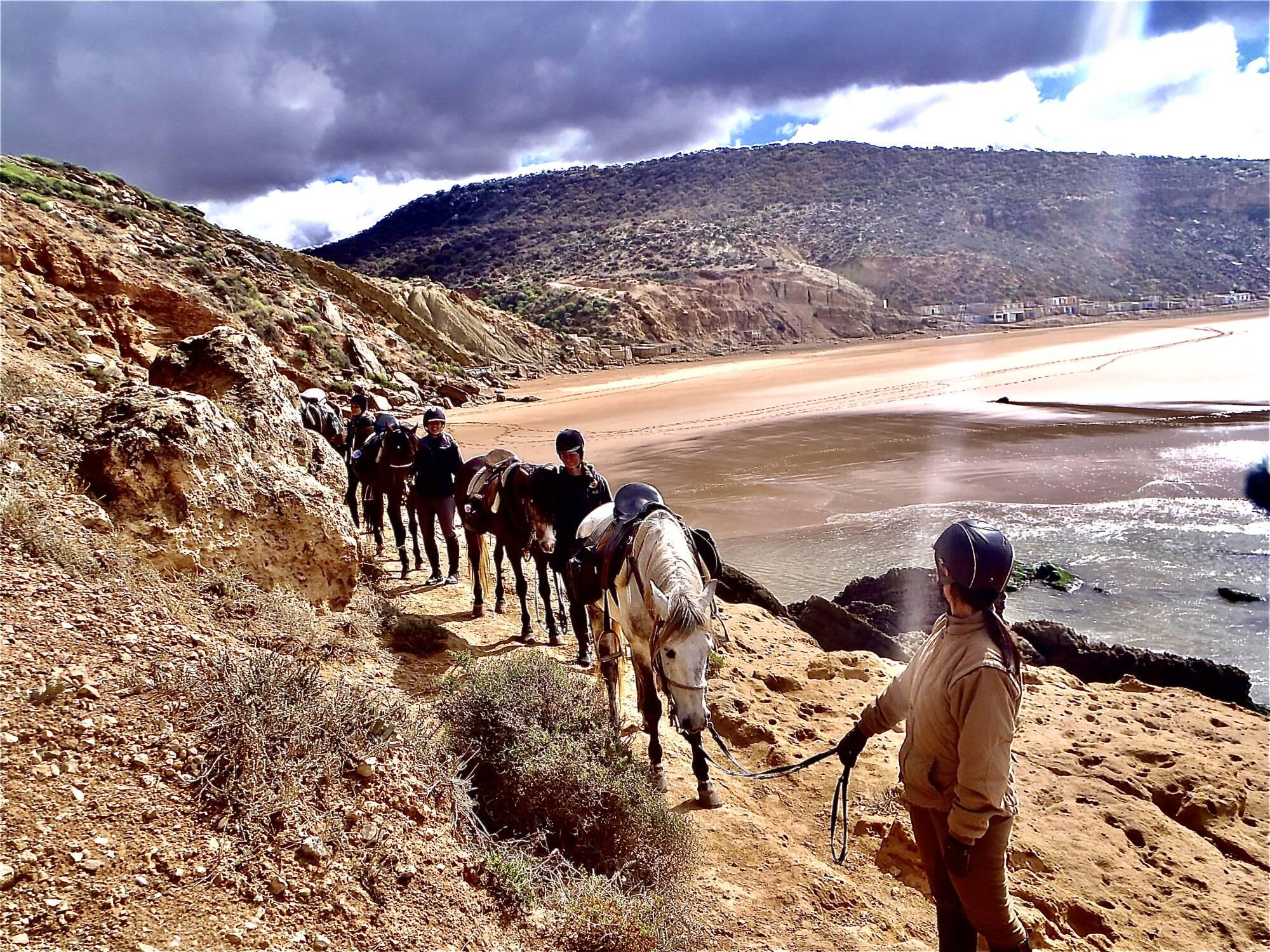 Die Berber Dörfer