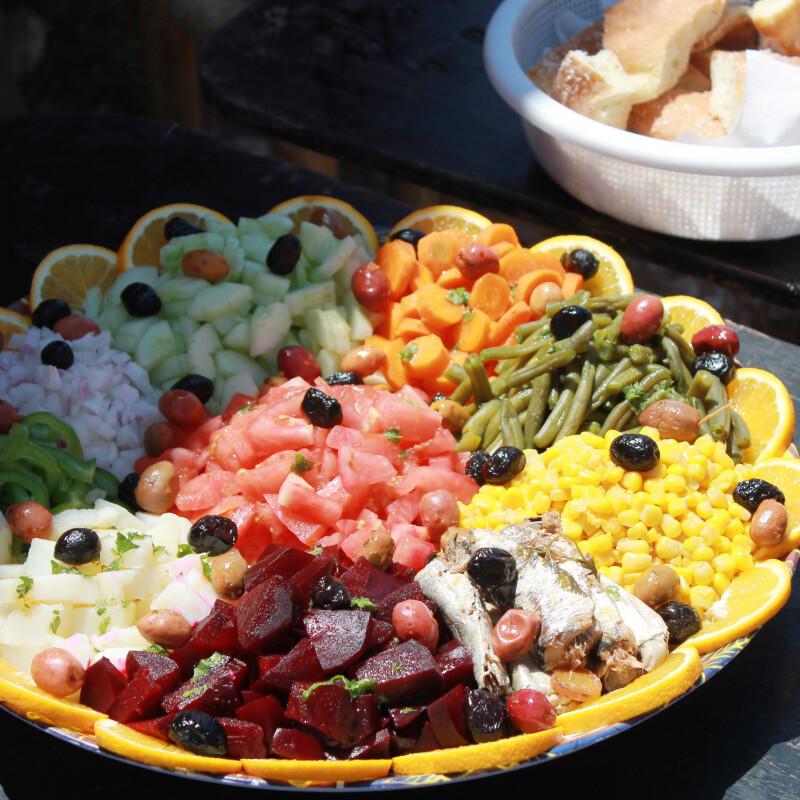 Die typisch marokkanische Küche