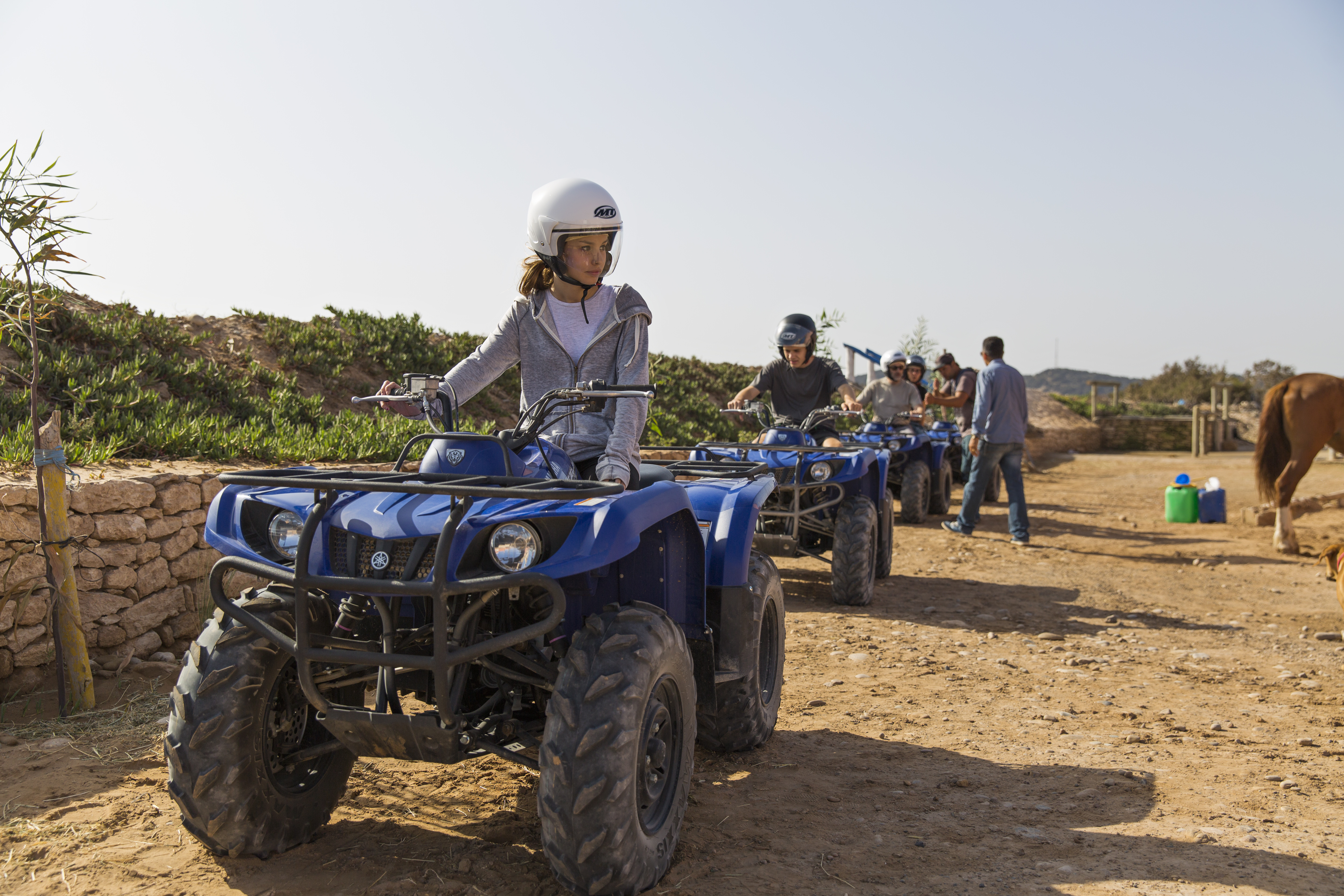 Quad / Atv weekend and night in a Berber camp + party