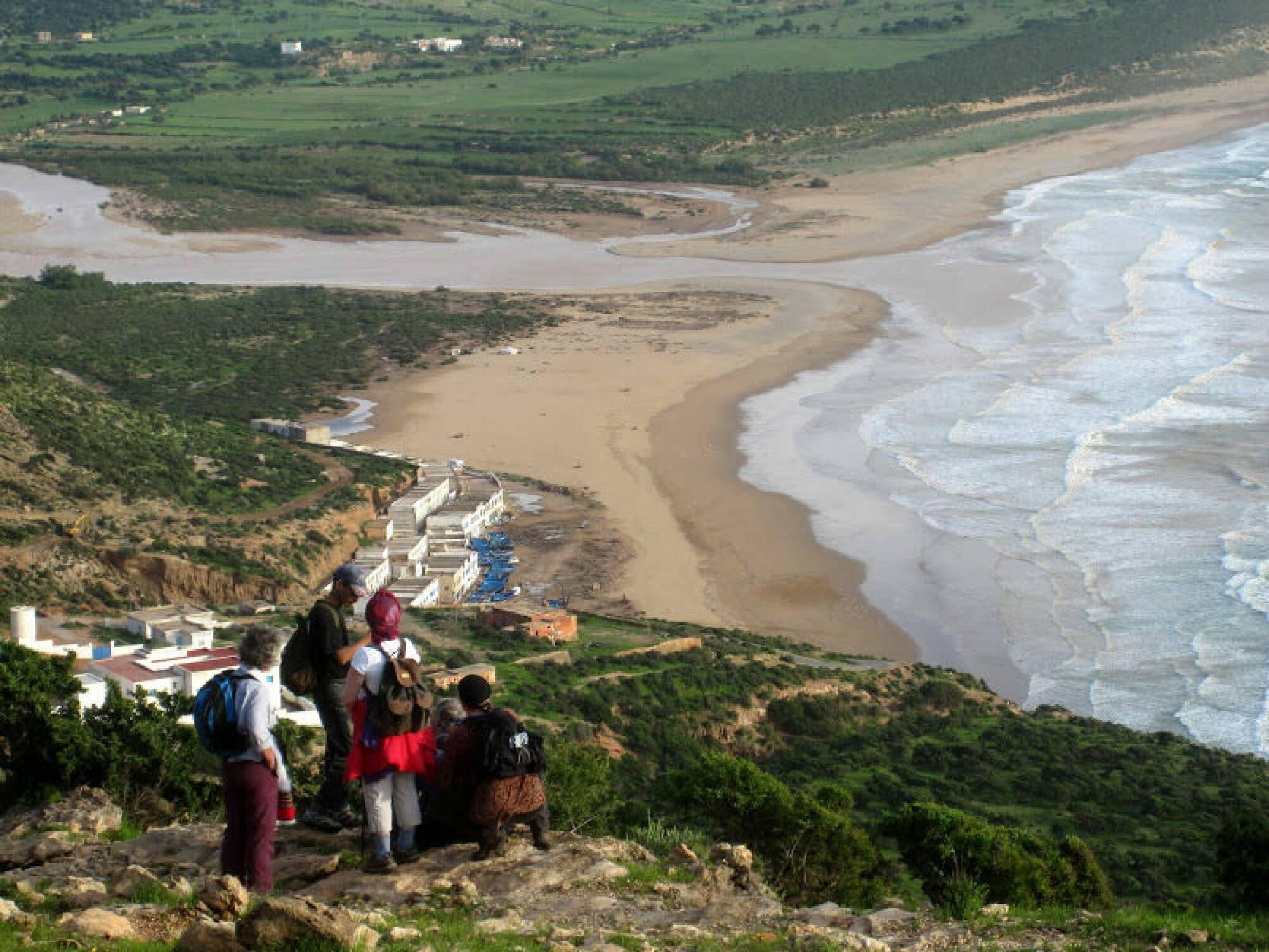 Escursione a Piedi a Sidi Kaouky di sei ore