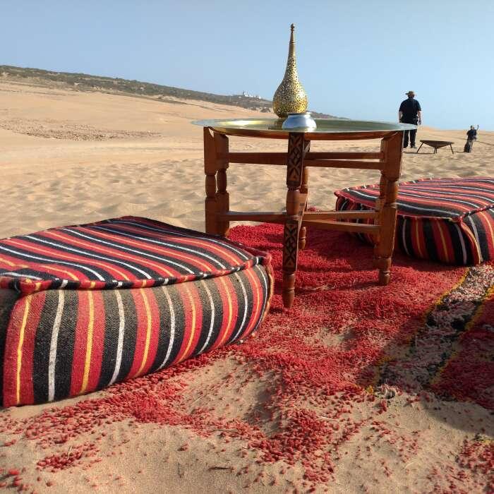 Marokkanisches Biwak