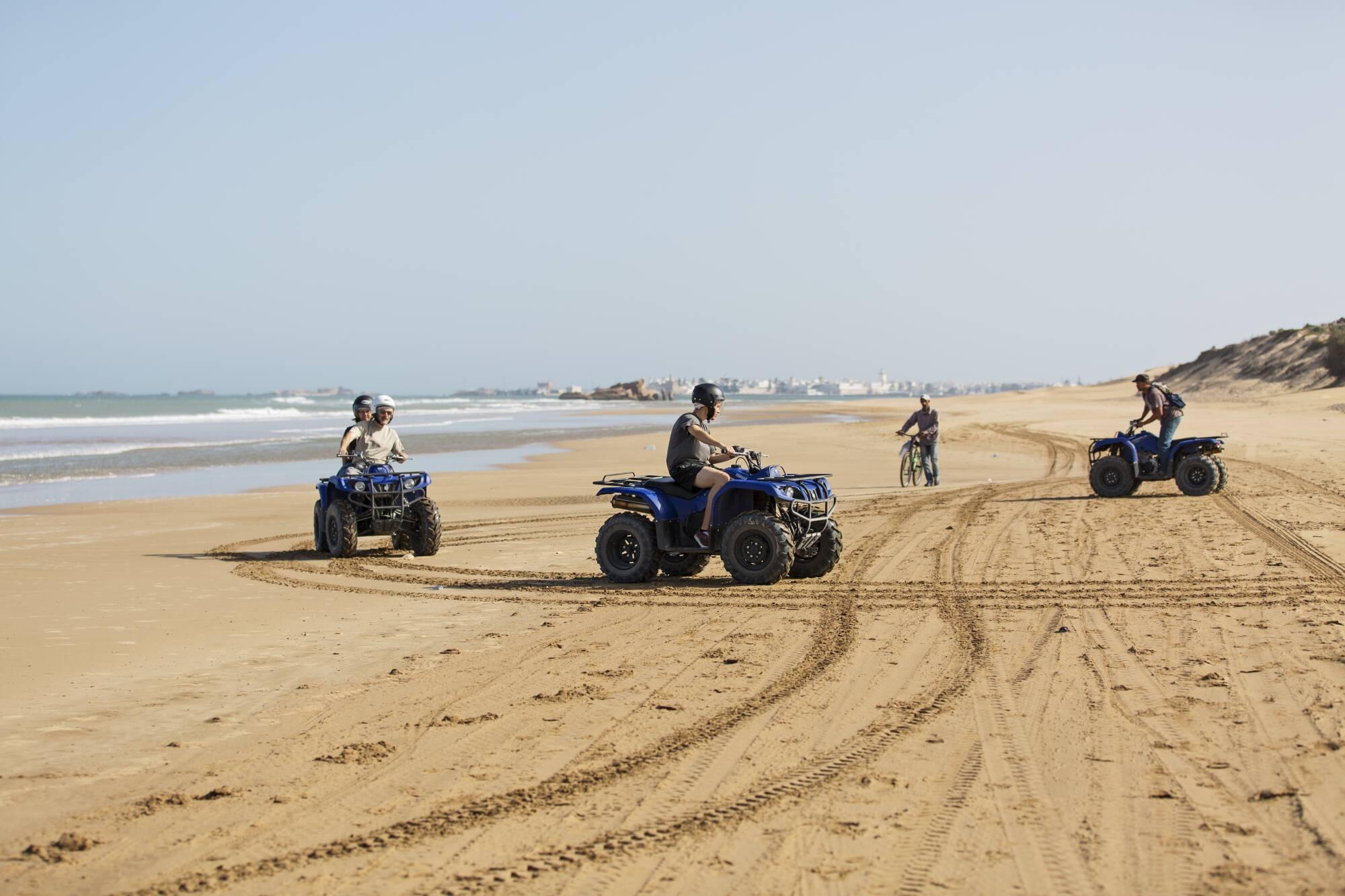 Quad Tour 3h on the beach